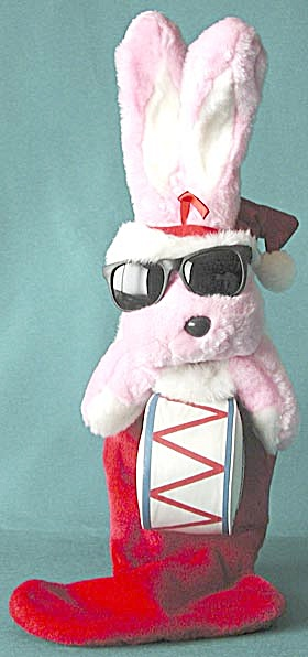 Energizer Battery Bunny Christmas Stocking (Image1)