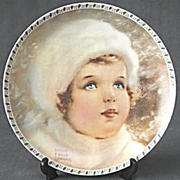 The Snow Bird Plate (Image1)