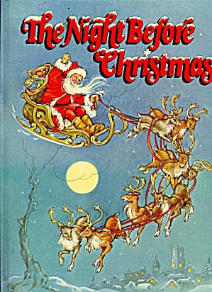 Vintage The Night Before Christmas (Image1)