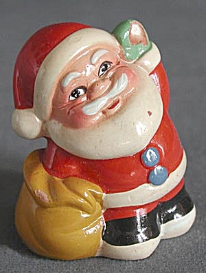 Vintage Santa Pencil Sharpener (Image1)