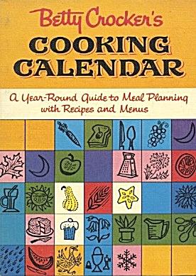 Betty Crocker Cooking Calendar (Image1)