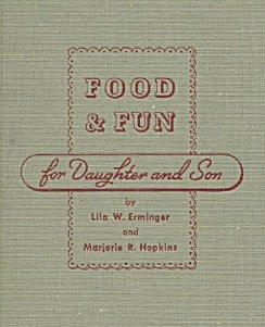 Food And Fun For Daughter And Son