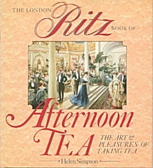 The Ritz London Book Of Afternoon Tea (Image1)