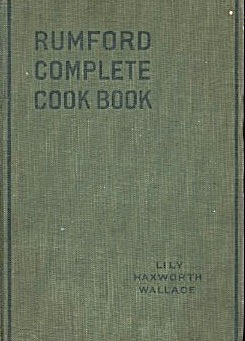 Rumford Complete Cook Book (Image1)
