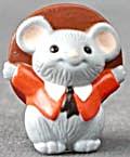 Hallmark Merry Miniature Pilgrim Mouse (Image1)
