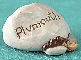 Hallmark Merry Miniature Plymouth Rock