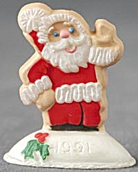 Hallmark Merry Miniature Cookie Santa (Image1)