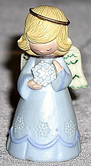 Hallmark Merry Miniature: Blue Angel (Image1)