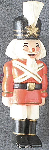 Hallmark Nutcracker Soldier Pin (Image1)