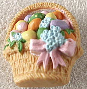 Hallmark Easter Egg Basket Pin (Image1)