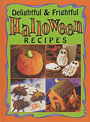 Delightful & Frightful Halloween Recipes Cookbook (Image1)