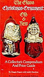Glass Christmas Ornament Old & New