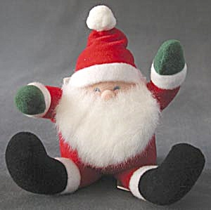 Santa Clause Stuffed Toys (Image1)