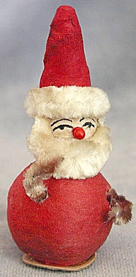 Vintage Small Santa (Image1)