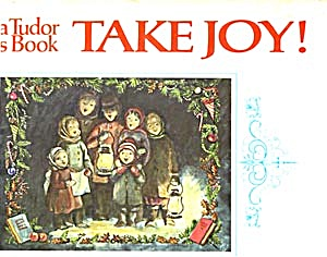 The Tasha Tudor Christmas Book Take Joy (Image1)