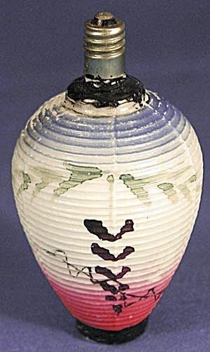 Vintage Chinese Lantern Figural Light (Image1)
