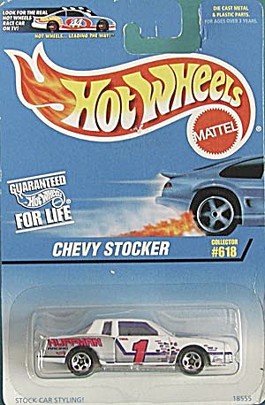 Hot Wheels #618 Chevy Stocker