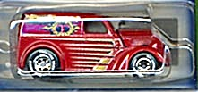 Hot Wheels T-hunt Cabbin' Fever #012