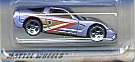 Hot Wheels T-Hunt 97 Corvette (Image1)