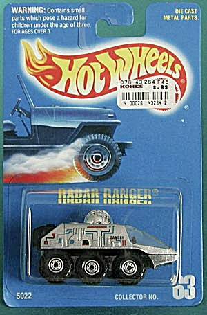 Hot Wheels #63 Radar Ranger (Image1)