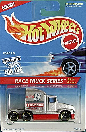 Hot Wheels #381 Race Truck Series