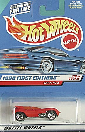 Hot Wheels #681 Cat-a-pult