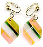 Vintage 1960s Dangle Earrings (Image1)