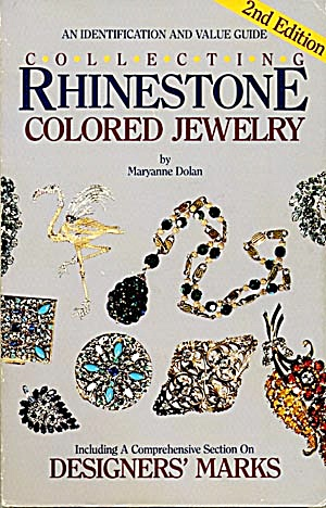 Collecting Rhinestone & Colored Jewelry Price Guide