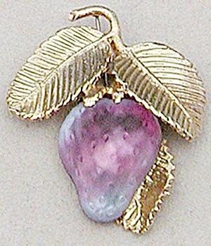 Napier Strawberry Pin (Image1)