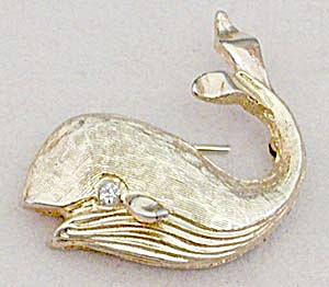 Vintage Napier Whale Pin (Image1)