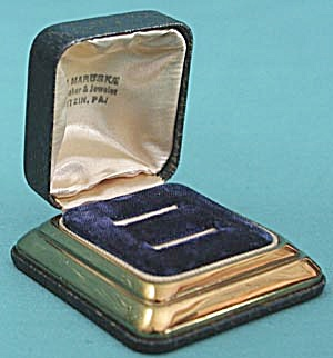 Vintage Double Ring Box (Image1)