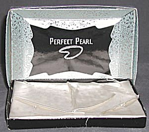 Vintage Empty Perfect Pearl Box (Image1)