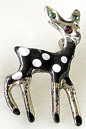 Vintage Fawn Pin