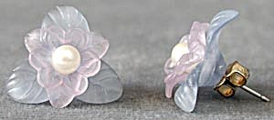 Avon Flower Post Earrings (Image1)