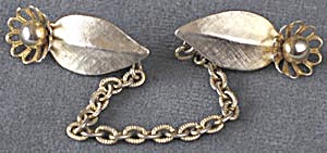 Vintage Leaves Sweater Guard (Image1)