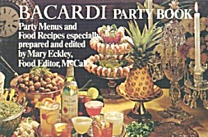 Bacardi Party Book (Image1)