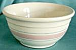 Vintage Pottery Mixing Bowl (Image1)