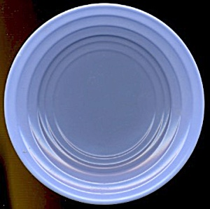 Periwinkle Glass Plate & 2 Bowles (Image1)