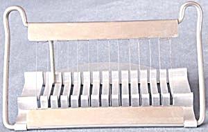 Vintage Large Aluminum Slicer (Image1)