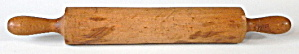 Vintage Birds Eye Maple Rolling Pin