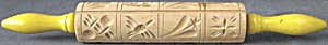 Springerle Wood Rolling Pin Cookie Mold