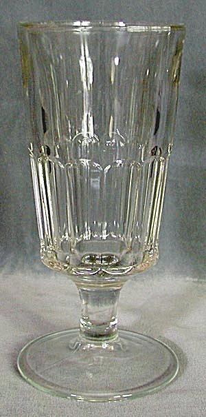 Antique Ice Cream Soda Glass (Image1)