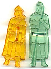 Vintage Robin Hood Flour Cookie Cutters (Image1)