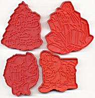 Disney Set of 4 Cookie Cutters (Image1)