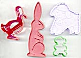 Animal Cookie Cutters Set Of 4
