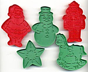 Wilton Cookie Cutters  Christmas Set (Image1)