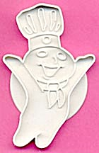 Vintage Pillsbury Dough Boy Cookie Cutter (Image1)