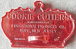 HRM Crown Cookie Cutter (Image1)