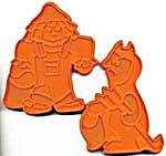 Vintage Kiddie Kreatures Cookie Cutters (Image1)