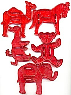 Vintage Carnival Cookie Cutters (Image1)